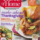 TASTE OF HOME Cooking Magazine November 2013 Back Issue