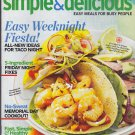 SIMPLE & DELICIOUS Magazine Apr/May 2013 Back Issue (Taste Of Home Cooking)
