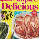 SIMPLE & DELICIOUS Magazine Apr/May 2014 Back Issue (Taste Of Home Cooking)