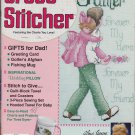 THE CROSS STITCHER Magazine June 1994 Back Issue