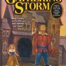 THE GATHERING STORM Robert Jordan Wheel Of Time book 12 (HC) 9780765302304 (Acceptable/Readers)