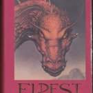 ELDEST Christopher Paolini Inheritance book 2 (HC) 9780375826702 (Acceptable/Readers)