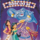 Disney Sing Along #11 FRIEND LIKE ME - VHS 717951730039