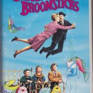 BEDKNOBS AND BROOMSTICKS Disney VHS Clamshell 012257016031