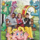 Dragon Tales LET'S START A BAND - VHS Slipcover 043396006713