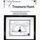 Calico Crossroads TREASURE HUNT Kats By Kelly Cross-Stitch Pattern
