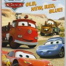 Disney Cars OLD, NEW, RED, BLUE! Step Into Reading Step 1 (PB) (Acceptable/Readers)
