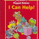 Jim Henson's Muppet Babies I CAN HELP! (HC) (Acceptable/Readers)