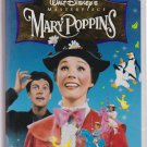 MARY POPPINS Walt Disney's Masterpiece VHS Clamshell 11818