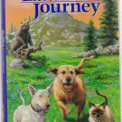 THE INCREDIBLE JOURNEY VHS Clamshell 786936014976