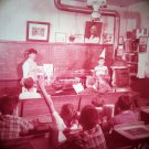 Knott's Berry Farm 35mm OLD SCHOOL HOUSE Souvenir Slide PANA-VUE (Vintage) S1224 Knotts