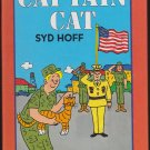 CAPTAIN CAT By Syd Hoff (HC) 006020527X (Acceptable/Readers)