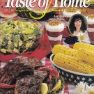TASTE OF HOME Cooking Magazine June/July 2002 Back Issue