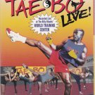 NEW - Billy Blanks TAE BO ADVANCED 2 Workout - VHS 9TBLAT02