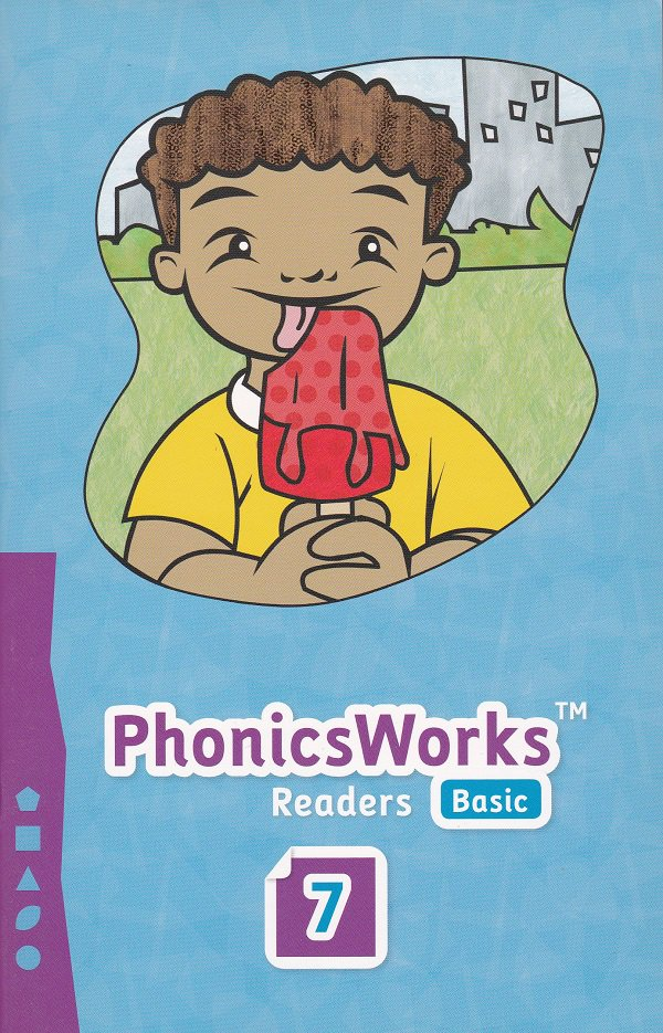 PhonicsWorks Basic Readers #7 (PB) K12