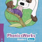 PhonicsWorks Basic Readers #8 (PB) K12