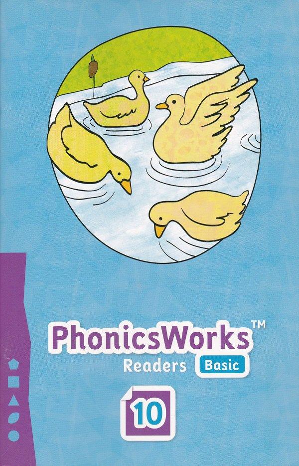 PhonicsWorks Basic Readers #10 (PB) K12