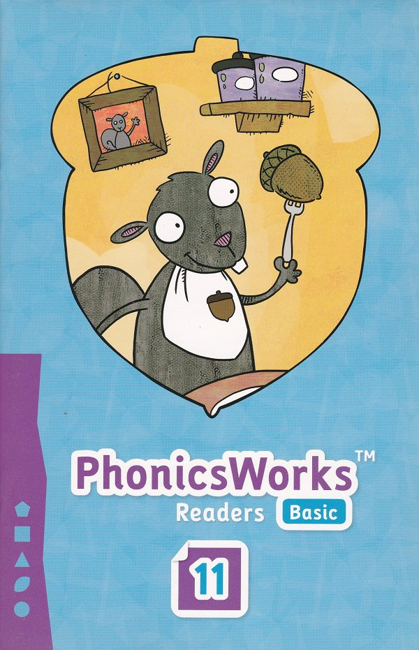 PhonicsWorks Basic Readers #11 (PB) K12