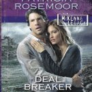 Patricia Rosemoor DEAL BREAKER McKenna Legacy #13 - PB Larger Print (Acceptable/Readers) Intrigue