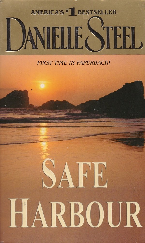 Danielle Steel SAFE HARBOUR - PB (Good / Gently Used)