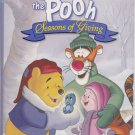 WINNIE THE POOH Season Of Giving VHS Clamshell 17459