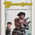 TREASURE ISLAND Walt Disney VHS Clamshell 41V