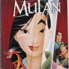 MULAN Disney Gold Collection VHS Clamshell 19697