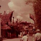 Disneyland 35mm ENTRANCE Souvenir Slide PANA-VUE (Vintage) VP306A