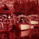 Disneyland 35mm JUNGLE CRUISE DOCK Souvenir Slide PANA-VUE (Vintage) VP318