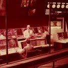 Disneyland 35mm MISSION CONTROL CENTER Souvenir Slide PANA-VUE (Vintage) VP61A8