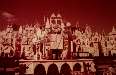 Disneyland 35mm ENTRANCE Souvenir Slide PANA-VUE (Vintage) VP536