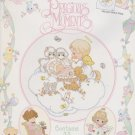 Precious Moments PMr8-29 THE BABY BOOK Cross-Stitch 2 Pattern Booklets in 1 PM8 PM29 FREE SHIPPING