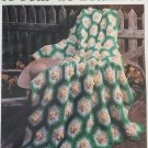A YEAR OF GRANNIES Crochet Booklet 12 Afghan Patterns FREE SHIPPING