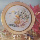 STARDUST ANGEL Cross-Stitch Single Pattern ONLY Christmas Winter Snow FREE SHIPPING