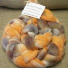 MERINO BLEND ROVING ~ CALICO KITTY