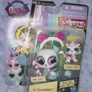 Littlest Pet Shop Unopened Pawsabilities Sally Zhen and Pouncer