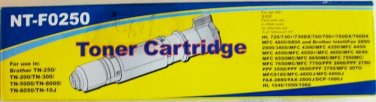 BROTHER TN-250-200-300-5000-8000-8050-10J BLACK TONER CARTRIDGE NEW