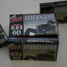 Maxell XLII-S 60 Cassette Tapes