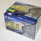 Emtec Basf Chrome Audio Cassette Tapes for Tascam