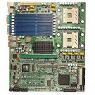 Tyan Dual Xeon 604 Server Motherboard w/Video & Lan