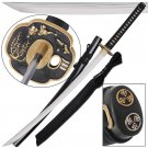 Rise of the Samurai Traditional Japanese Katana