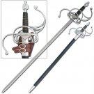 Medieval Renaissance S Guard Spanish Rapier Sword