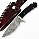 Damascus Steel Khomas Highland Full Tang Knife