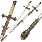 Knights of Saint John Ivory Sword