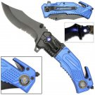 AO NAVY LED Rescue Knife