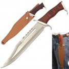 Rambo Style Full Size Survival Bowie Knife