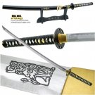 Musashi Kill Bill Brides Sword 1060 Carbon Steel Blade