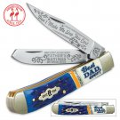 Kissing Crane 2017 Father's Day Trapper Pocket Knife