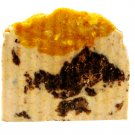 Old Fashion Cocoa Butter Soap Bar with Cinnamon, Honey, Oatmeal & Goat's Milk 5 oz Lot of 10 Bars