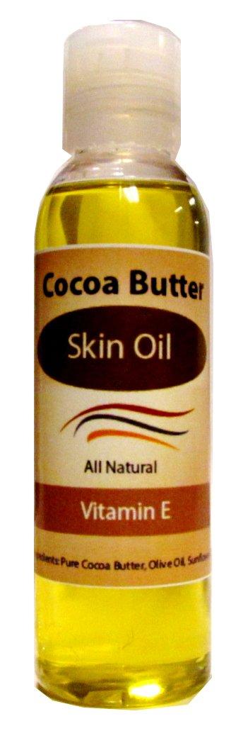 Cocoa Butter Skin Oil - 4 oz